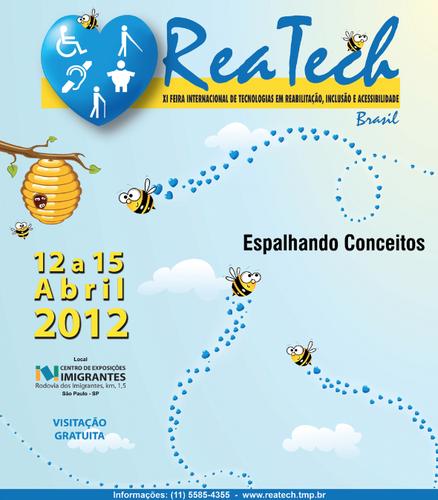 Reatech 2012: Feira Internacional de Tecnologia em Reabilitação, Inclusão e Acessibilidade