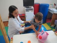 Conceito neuroevolutivo Bobath / fisioterapia infantil