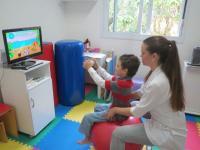 Uso do videogame na reabilitação